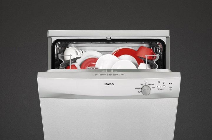 aeg  dishwashers airdryv