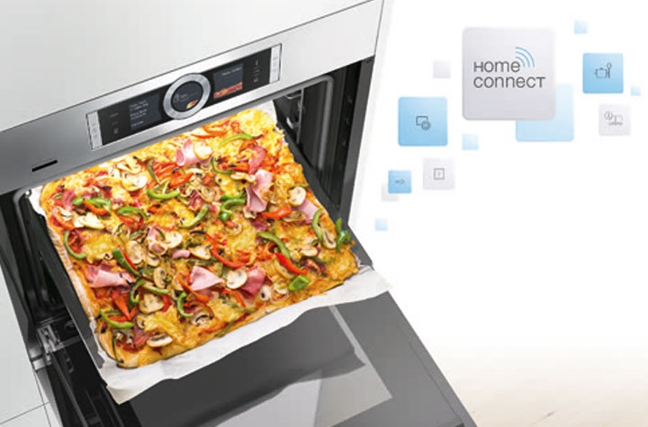 bosch  four homeconnect