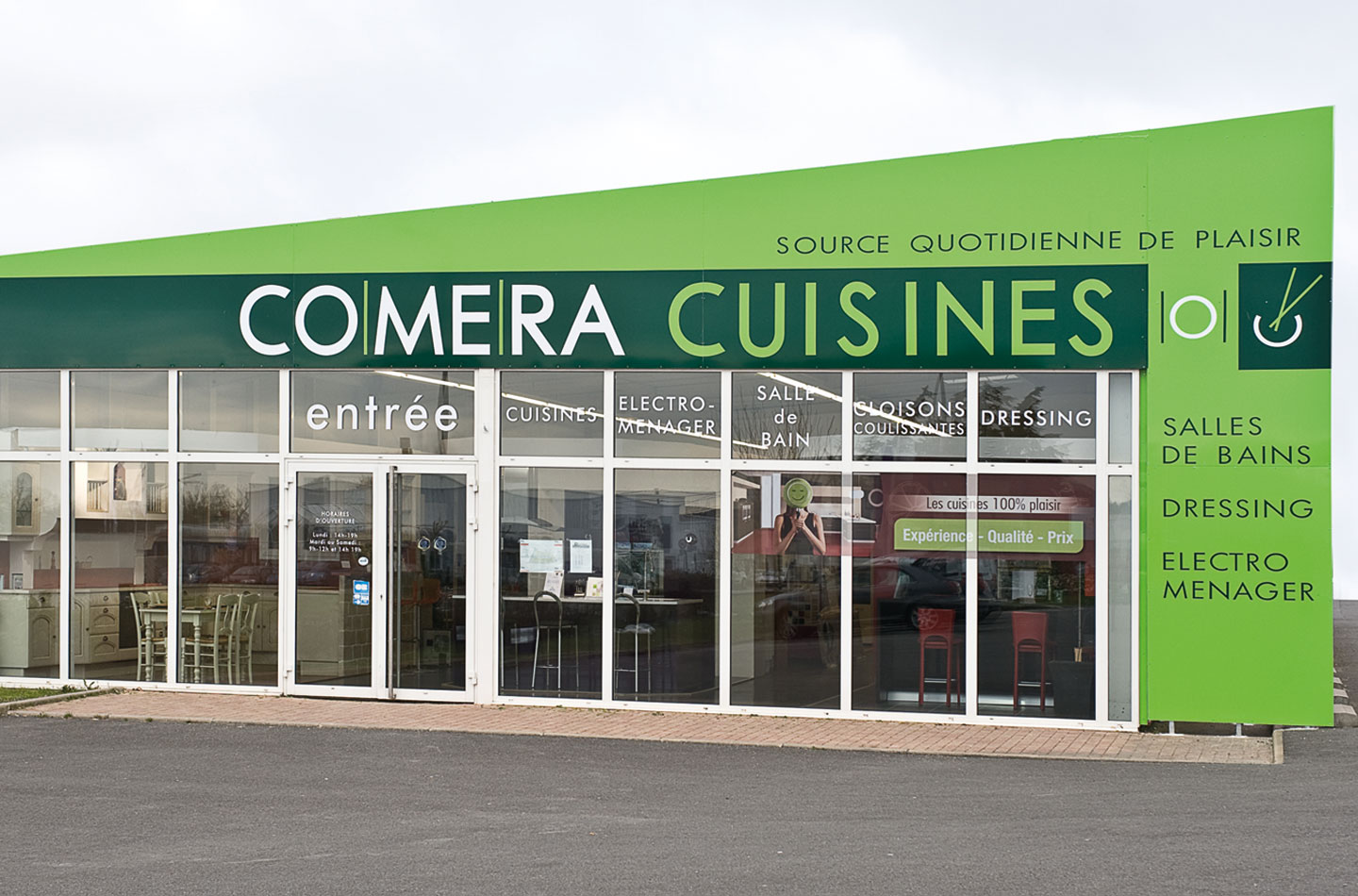 comera cuisines challans 85 comera cuisines. Black Bedroom Furniture Sets. Home Design Ideas
