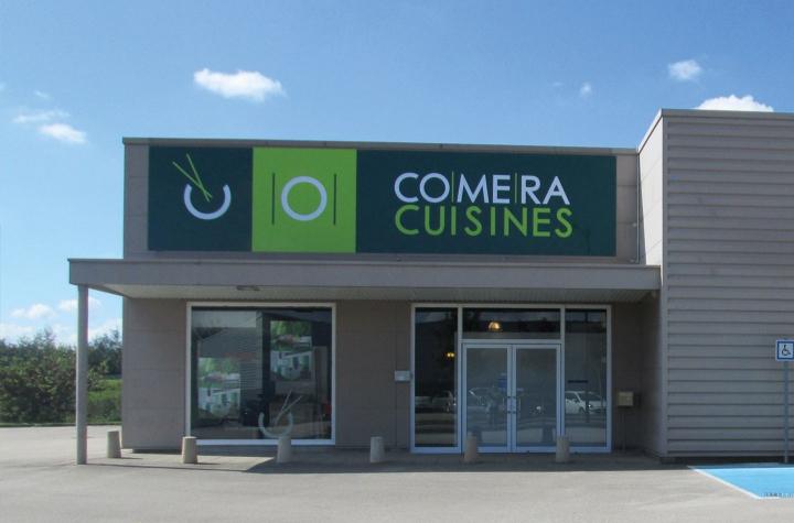 photo du magasin COMERA Cuisines à Dole – Choisey (39)