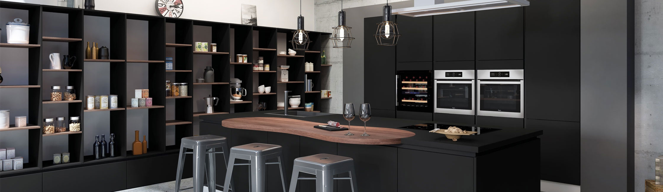 les cuisines en strastifi comera cuisines. Black Bedroom Furniture Sets. Home Design Ideas