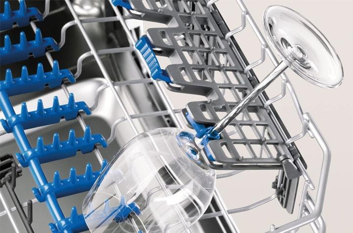 electrolux  elx softgrips reallife dishwasher