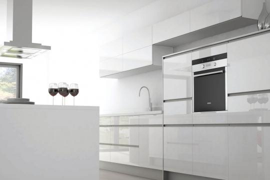 Stunning photos de cuisines contemporary for Atelier cuisine lausanne