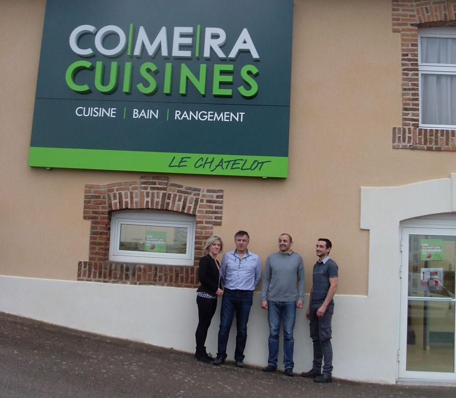 Bienvenue dans votre magasin COMERA Cuisines de Bourbon-Lancy !