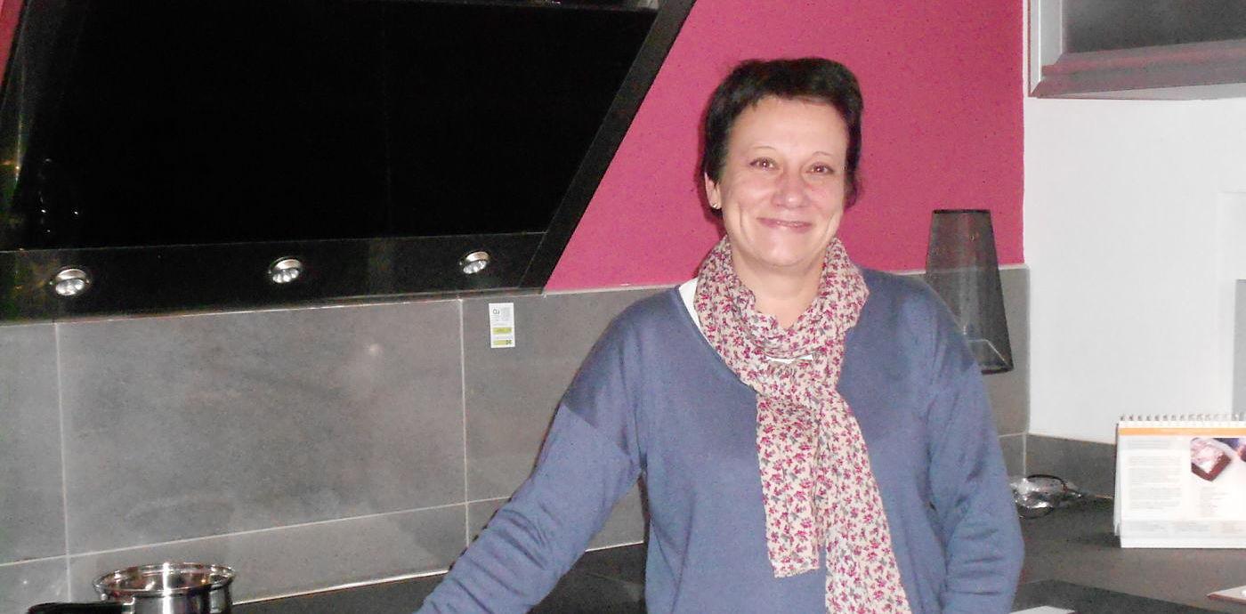 Faites connaissance avec les membres de l'équipe : Sylvie GERENTON