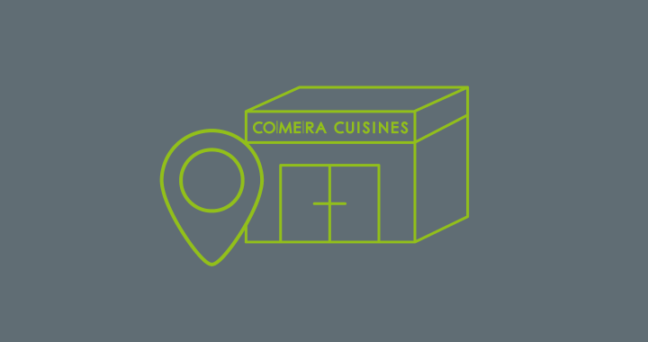 magasin COMERA Cuisines St Marcel