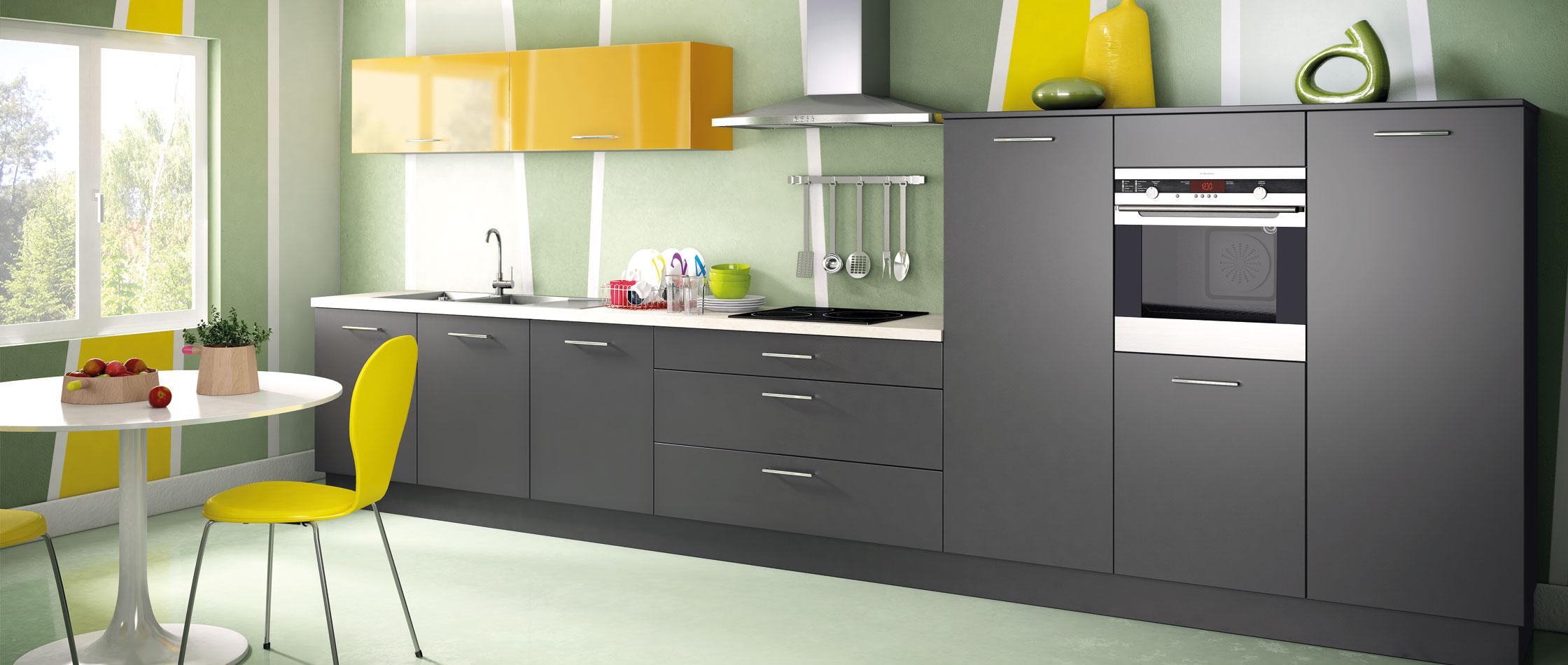 loft nova comera cuisines. Black Bedroom Furniture Sets. Home Design Ideas