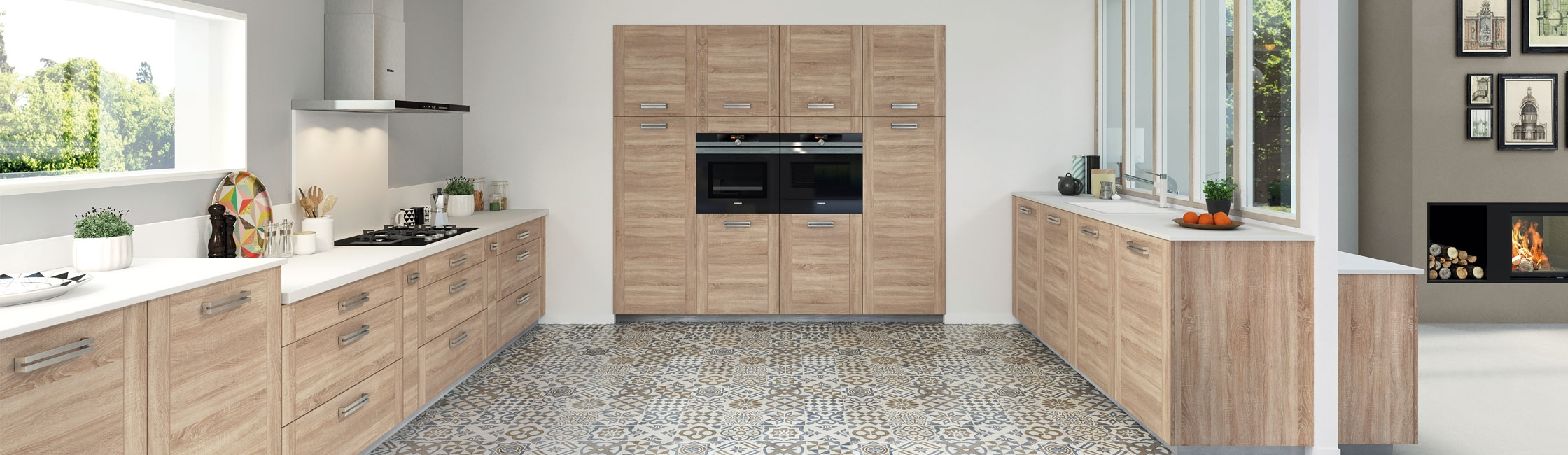 comment bien optimiser votre cuisine comera cuisines. Black Bedroom Furniture Sets. Home Design Ideas