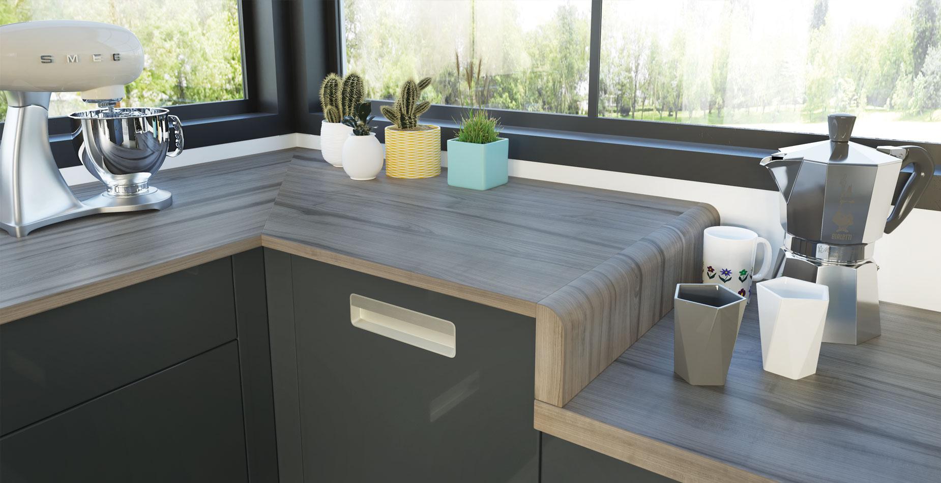 le concept cuisine bebop comera cuisines. Black Bedroom Furniture Sets. Home Design Ideas