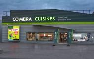 concept comera facade magasin