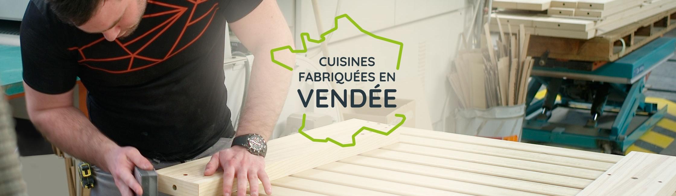 cuisines fabriquees en vendee