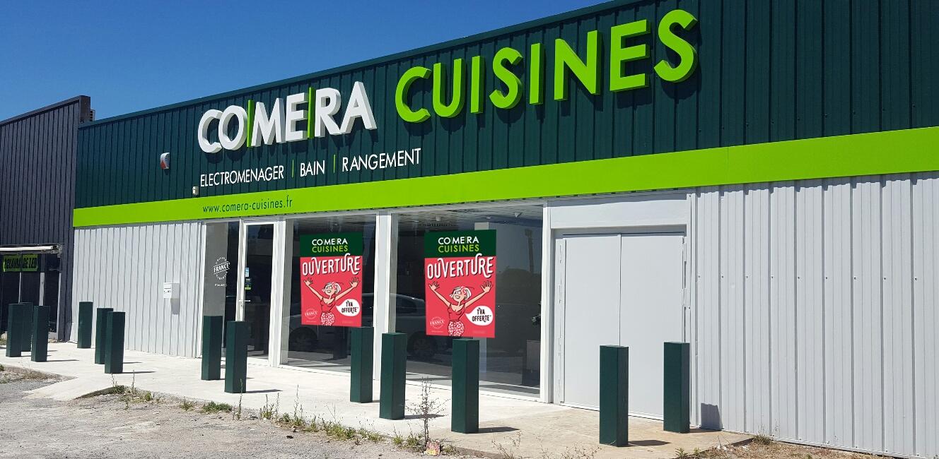 un magasin ouvre al s 30 comera cuisines