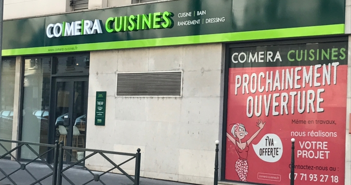 COMERA Cuisines Asnières