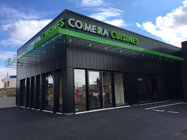 photo du magasin COMERA Cuisines à Châteaubriant (44)