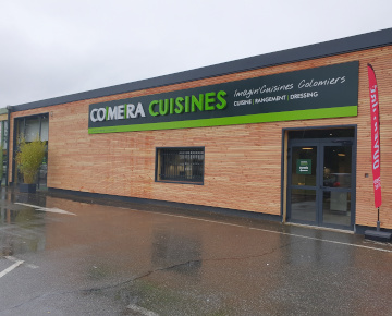 photo du magasin COMERA Cuisines Colomiers (31)