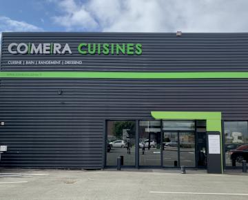 photo du magasin COMERA Cuisines à Orléans Fleury-les-Aubrais (45)