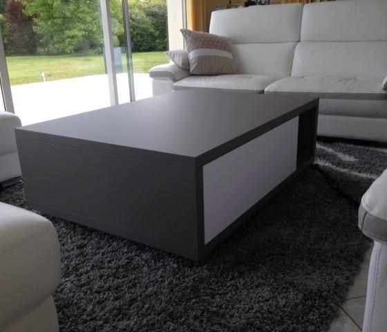 Table basse Rouillon