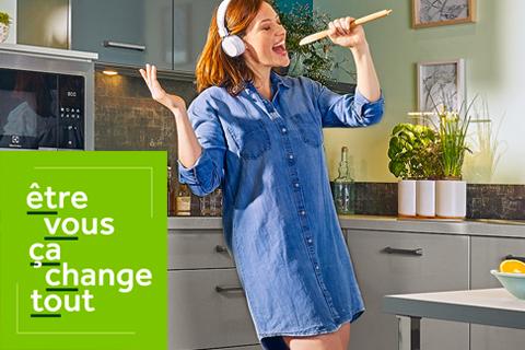 COMERA CUISINES - Actualités du réseau - La marque COMERA Cuisines dévoile son nouveau territoire de communication !