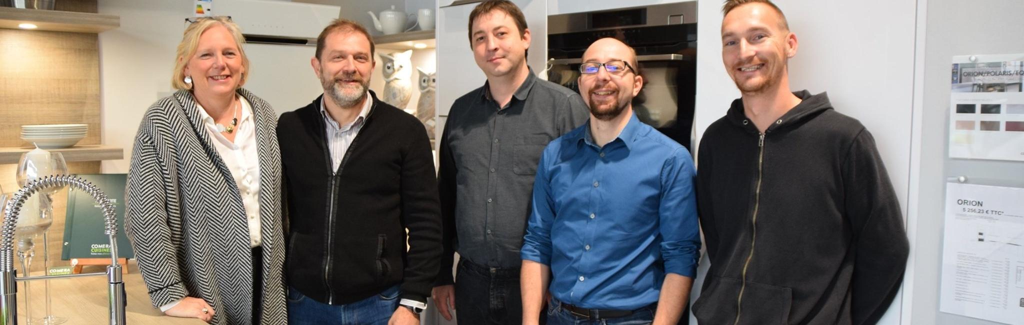equipe-comera-cuisines-dieppe
