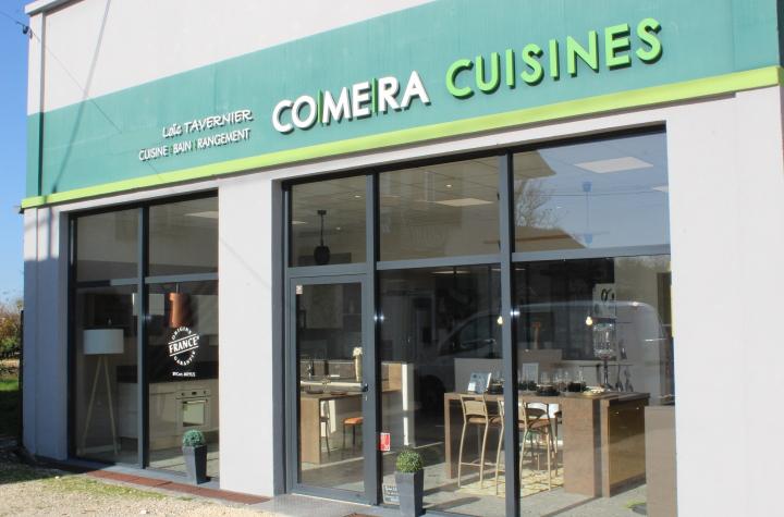 photo du magasin COMERA Cuisines à Villeréal (47)