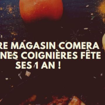 C'est l'anniversaire de votre magasin COMERA Cuisines Coignières !